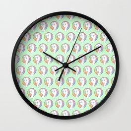 Música Wall Clock
