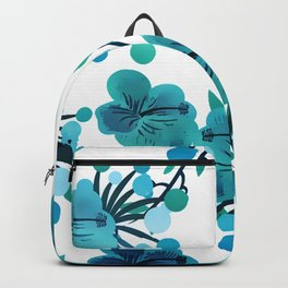 Turquoise Delight Backpack