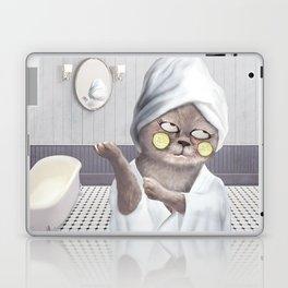 Roll My Eyes Laptop & iPad Skin