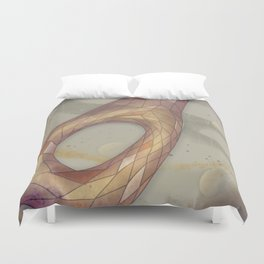 Abstract 30 Duvet Cover