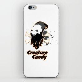 Evil Cephalopod iPhone Skin