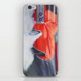 Feel The Burn...Out! iPhone Skin