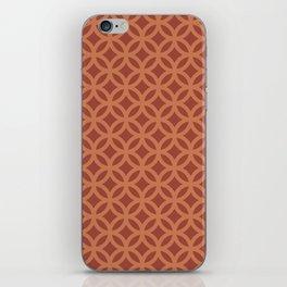 Modern Grid iPhone Skin