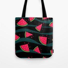 Watermelon slice . Tote Bag