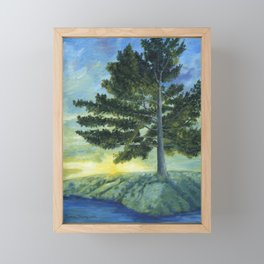 Let It Be by Teresa Thompson Framed Mini Art Print