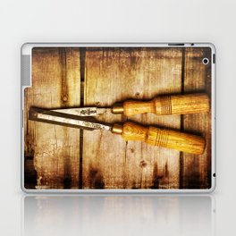 Old Chisels Laptop & iPad Skin
