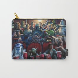 Nerd Haven Carry-All Pouch