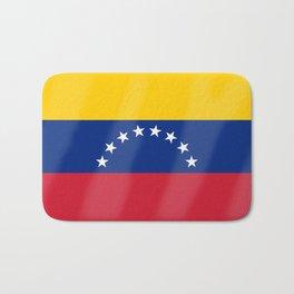 Venezuela Flag Bath Mat