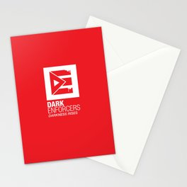 DE Poster #4 Stationery Cards