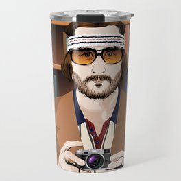 Richie Tenenbaum Travel Mug