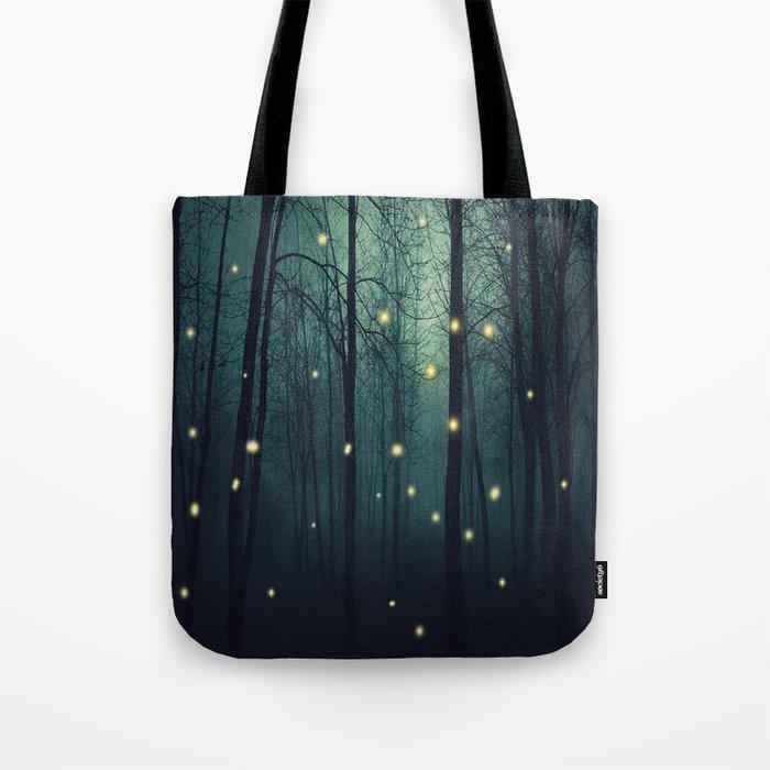 Enchanted Trees Tote Bag