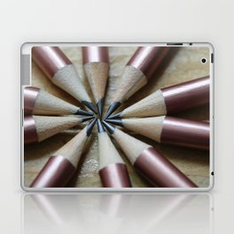 The Bronze Effect Laptop & iPad Skin