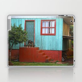 The old house Laptop & iPad Skin