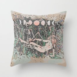 In the Stars Throw Pillow