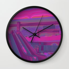Retail Disco Wall Clock