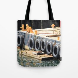 Tugboat: Seattle Tote Bag