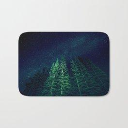 Star Signal - Nature Photography Bath Mat
