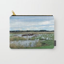 1001 Snow Geese Carry-All Pouch