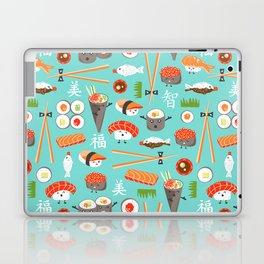 Happy Sushi Laptop & iPad Skin