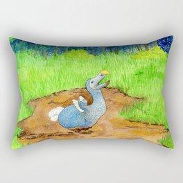 The Dodo Sinks Rectangular Pillow