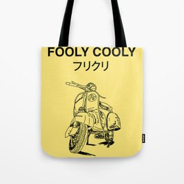 Fooly Cooly Tote Bag