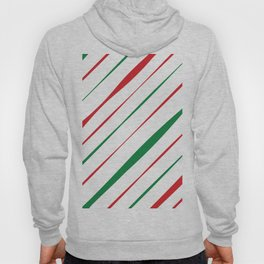 Christmas Stripes Hoody