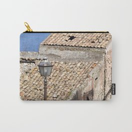 """Old Abandoned Farmhouse - Sicily - """"Vacancy"""" zine  Carry-All Pouch"""