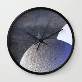 A Final Ingathering Wall Clock