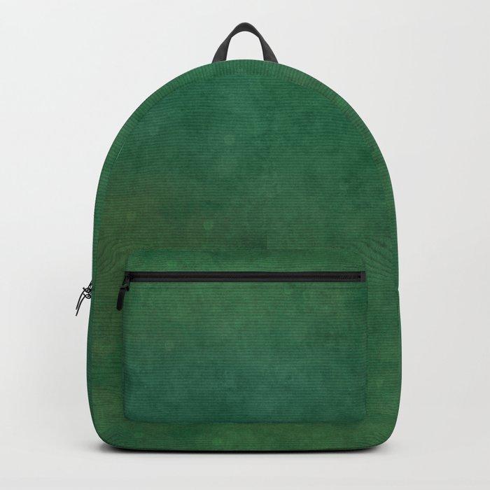 """Porstroke, Teal Shade Pattern"" Backpack"