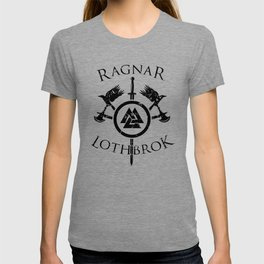 Ragnar Lothbrok | Viking Valhalla Norge Mythology T-shirt