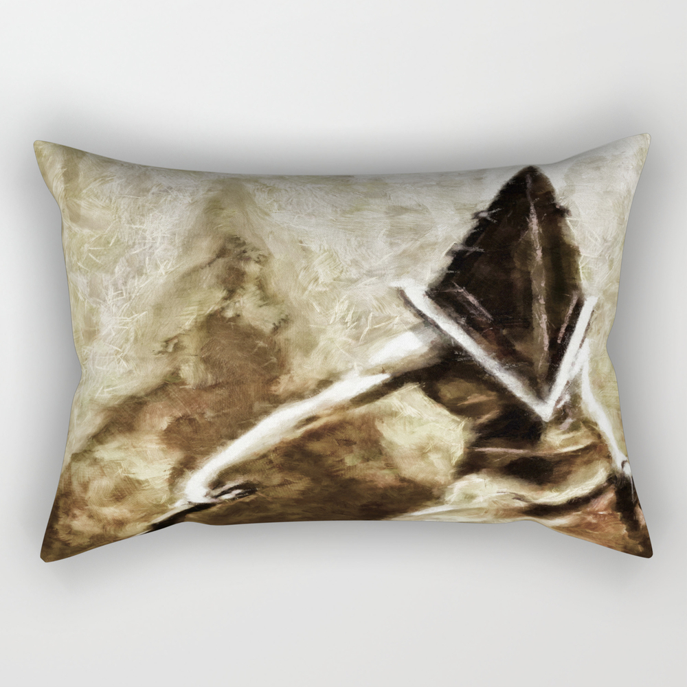 Silent Hill Pyramid Head Rectangular Pillow RPW900100