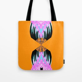 Cosmic Woodchuck Tote Bag