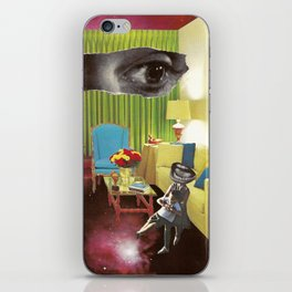 Eyes across the Universe iPhone Skin