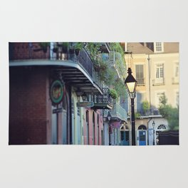 New Orleans - Dawns Early Light Rug