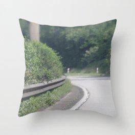 autobahn II. Throw Pillow