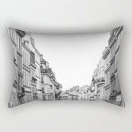 Street in Paris Rectangular Pillow