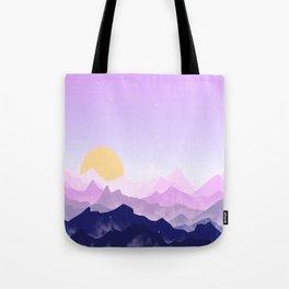 Landscape XCX Tote Bag