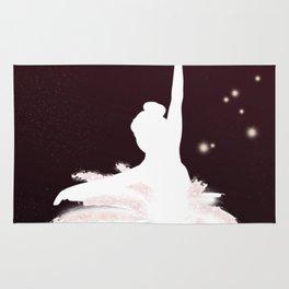 Space Ballerina (1 of 3) Rug