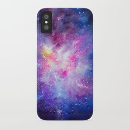 Galaxy Sky Full of Stars iPhone Case