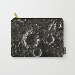 texture of the Moon, seamless Carry-All Pouch