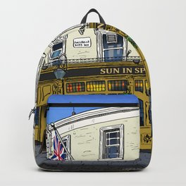London Pub Backpack