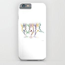 GODDESS BEACH iPhone Case