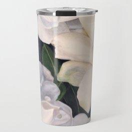 Fifty Shades of Grey - Gardenias Travel Mug