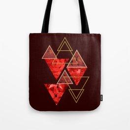 Red Fall #society6 #decor #buyart Tote Bag