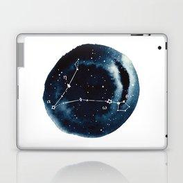 Pisces Zodiac Constellation Laptop & iPad Skin