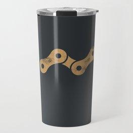 Bicycle chain-zero hero Travel Mug