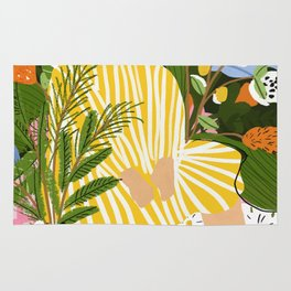 The Jungle Lady Rug