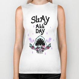 Slay All Day Biker Tank
