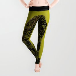 Impoverished perspective Leggings