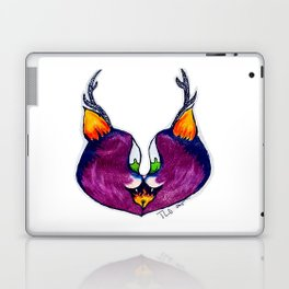 The Twins Laptop & iPad Skin